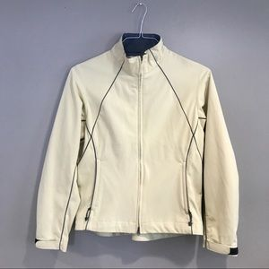 Nike Golf Clima-fit light yellow jacket- S